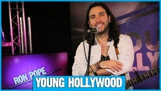 Ron Pope Performs NOTHING Live at the YH Studio!