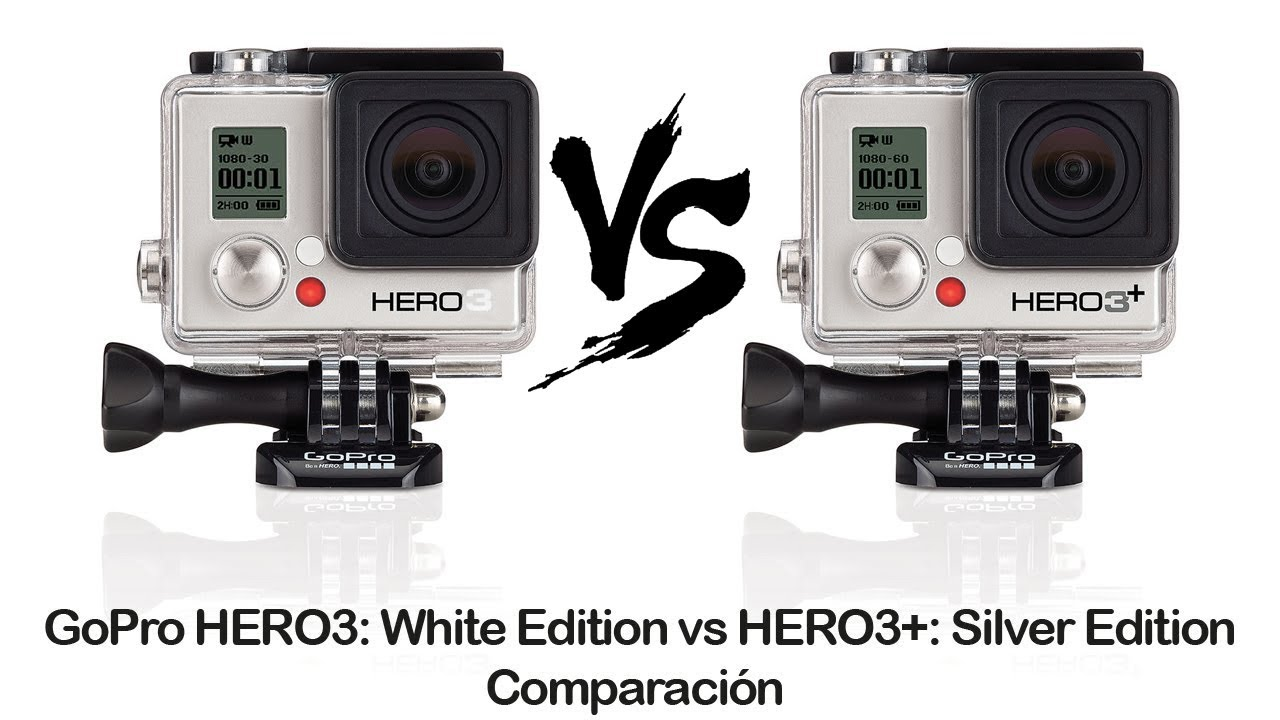 gopro hero3 silver edition vs hero3 white edition comparaci n 2 rh youtube com HD Hero 3 Silver Edition gopro hero3+ silver edition user manual pdf