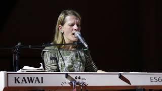 Оля Пулатова- Не Открывая Глаз (22.12.2017, Кирха, Одесса)