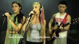 Repeat youtube video Russian and Australian Girl sing tagalog song