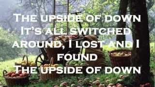 The Upside of Down - Chris August - The Upside of Down 2012 (WITH LYRICS) (HD)