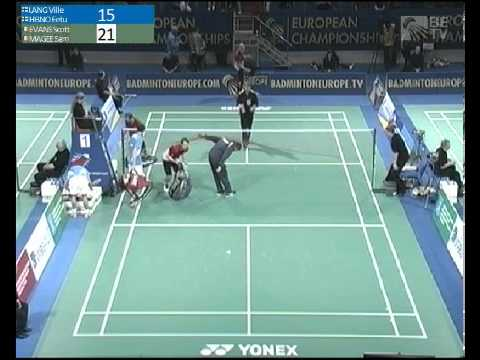 Group Stage (Session I, Day 1) - European Mixed Team Championships 2013