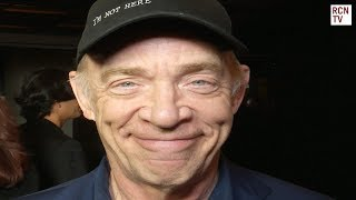 J.K. Simmons Interview I'm Not Here Premiere