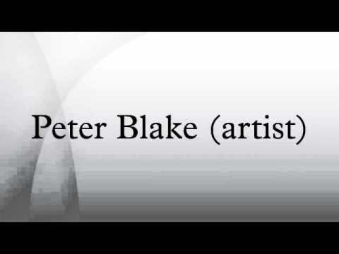 Peter Blake (artist)