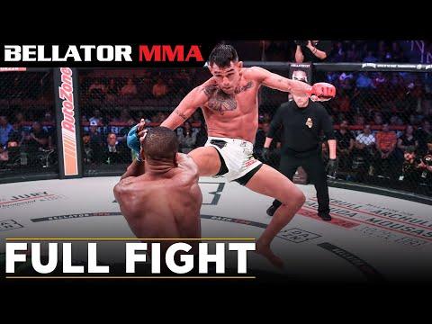 Full Fight | Emmanuel Sanchez vs Tywan Claxton - Bellator 226