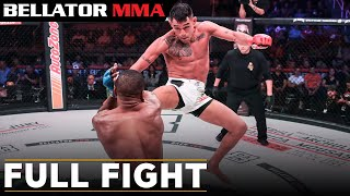 Full Fight | Emmanuel Sanchez vs Tywan Claxton - Bellator 226