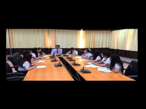 วาระการประชุมวิชาภาษาไทย