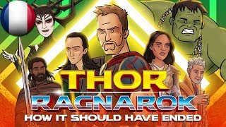 Comment Thor : Ragnarok aurait dû finir streaming