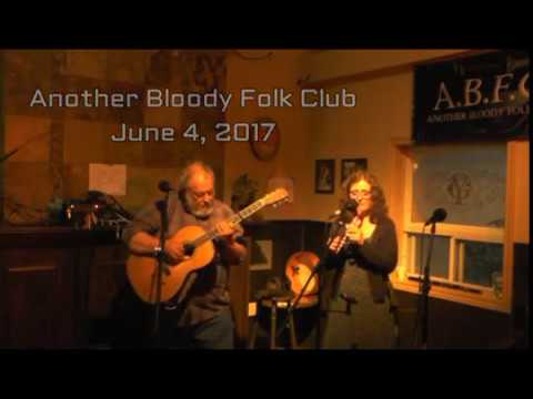 Another Bloody Folk Club June 2017 Collage