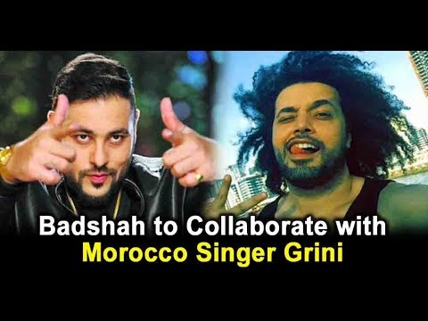 Badshah and Morocco Singer Grini to colaborate in new song   Dainik Savera