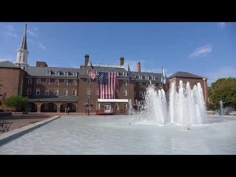 Alexandria, Virginia - City Hall and Market Square HD (2016)