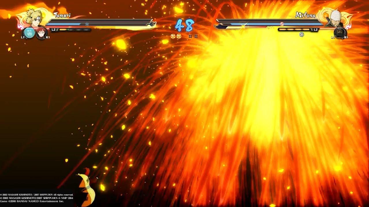 Naruto Shippuden Burning