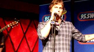 Rob Thomas & Kyle Cook - Tour Plans & Rob's Stint On The Voice - Wplj Acoustic Show 9-7-12