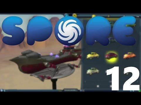 Spore #12, Land Ships