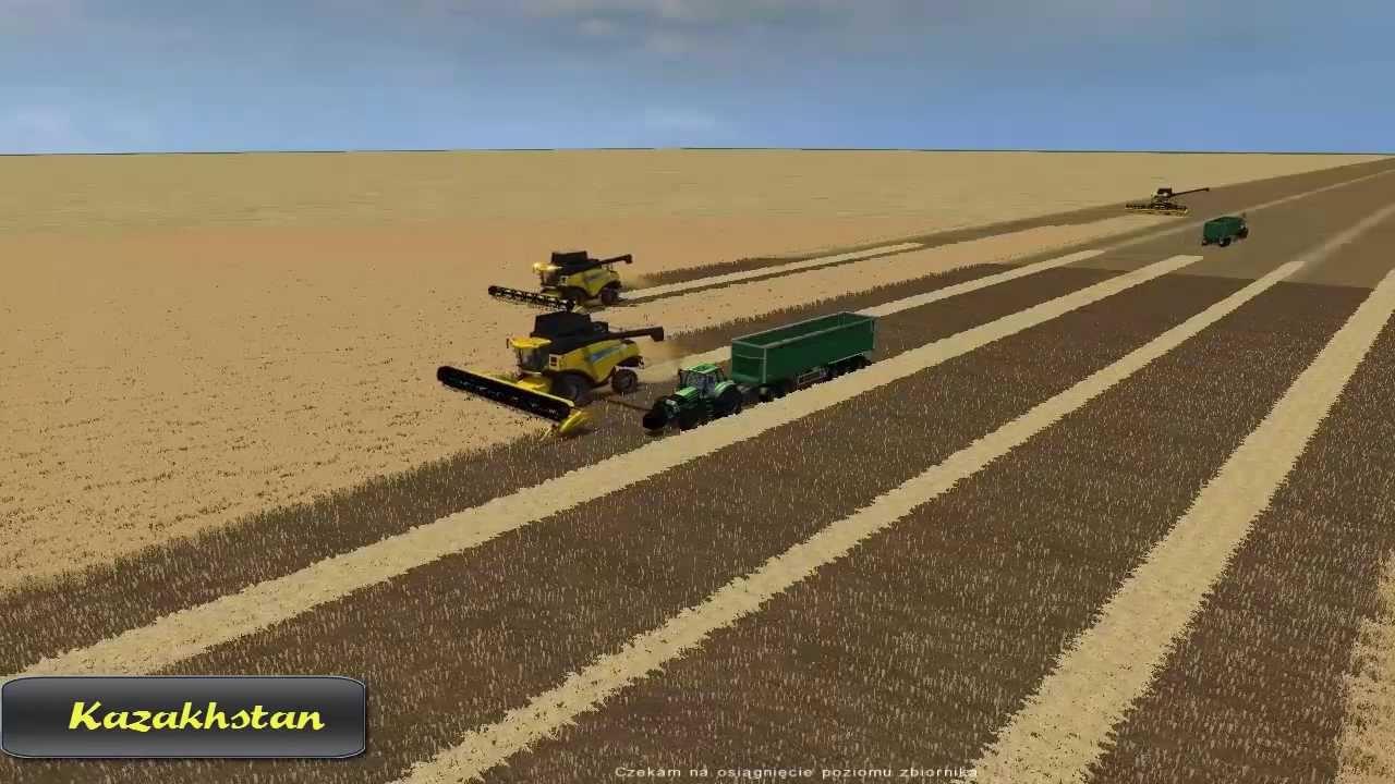 Canadian Map Farming Simulator 2015%0A Big Harvest       New Holland    Farming Simulator