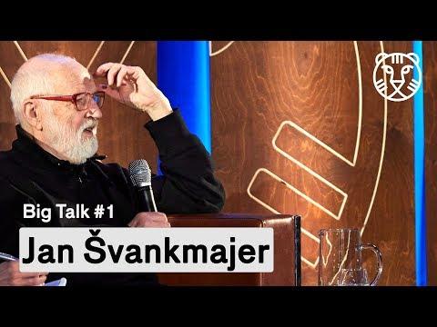 IFFR Big Talk - Jan Švankmajer