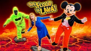 floor-is-lava-game-pretend-play-with-the-assistant-and-mickey-mouse