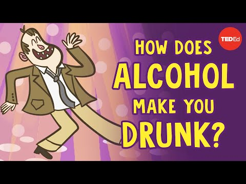 Video image: How does alcohol make you drunk? - Judy Grisel