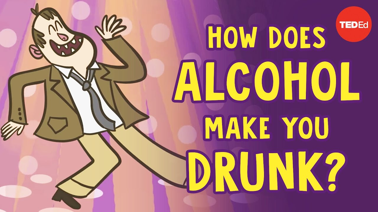 How does alcohol make you drunk? - Judy Grisel