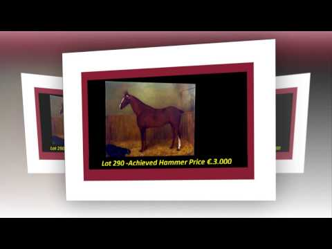 FINE ART AUCTIONS AT FONSIE MEALY  | Fine Art Auctions Ireland | Fine Art Auction Kilkenny