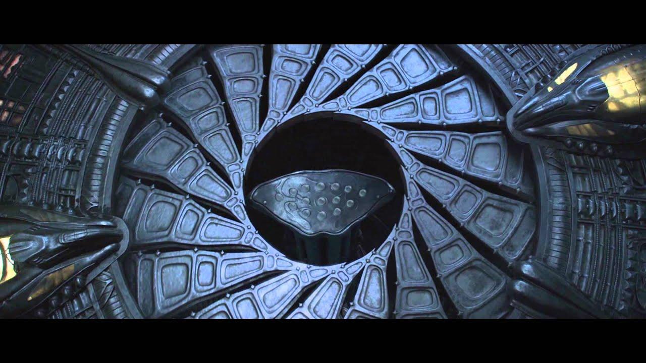 Prometheus - Trailer 3 (Deutsch) HD | Ridley Scott 2012