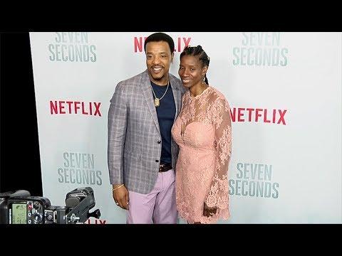 Russell Hornsby Netflix's