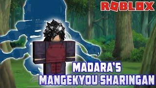 MADARA MANGEKYOU SHARINGAN? | New Trolling Series? | Roblox Shinobi Life | iBeMaine