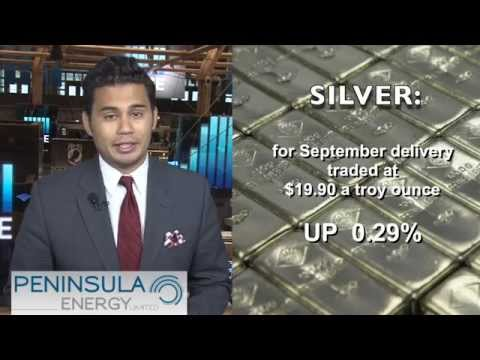 Commodities Report: August 14, 2014