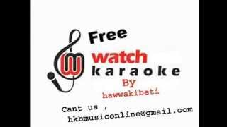 Tip tip barsa paani ( Mohra ) Free karaoke with lyrics by Hawwa -