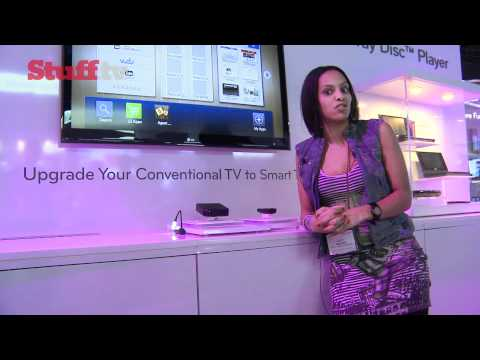 LG Smart TV Upgrader - CES Hot Stuff Award Winner