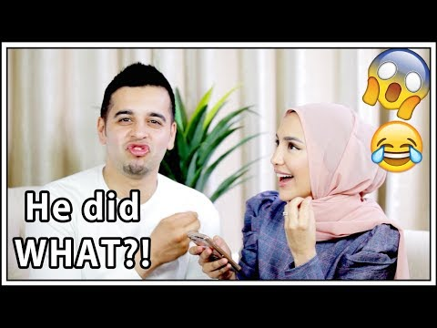 He did WHAT?! When my husband met my parents | Q and A 1 | Amena