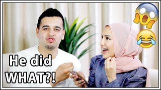 He did WHAT?! When my husband met my parents   Q and A 1   Amena