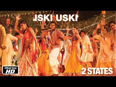 Iski Uski - 2 States - Official Song - Arjun Kapoor, Alia Bhatt