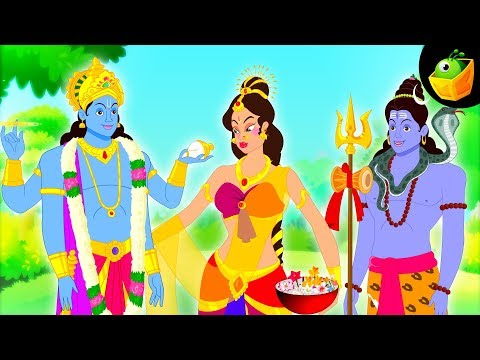 Srimad Bhagavatam Mythological Stories   Magicbox Animation   Tamil Stories for Kids