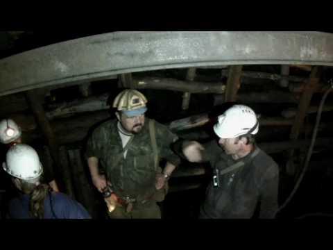 Důl Centrum ( dnes už vzácné záběry )
