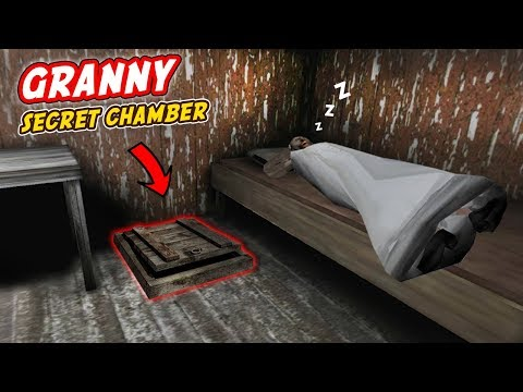 Granny's Secret Chamber HELPS US ESCAPE!?!?! | Granny The Mobile Horror Game (Story)