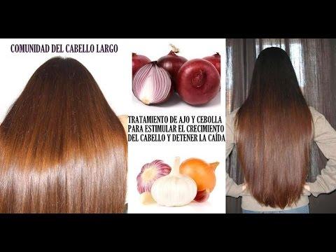 Sabila para acelerar el crecimiento del cabello