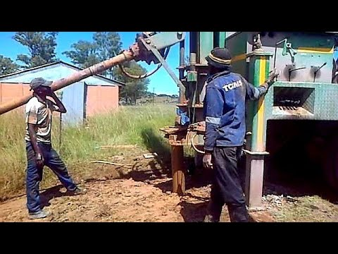 Water Borehole Drilling - Bluebank - South Africa