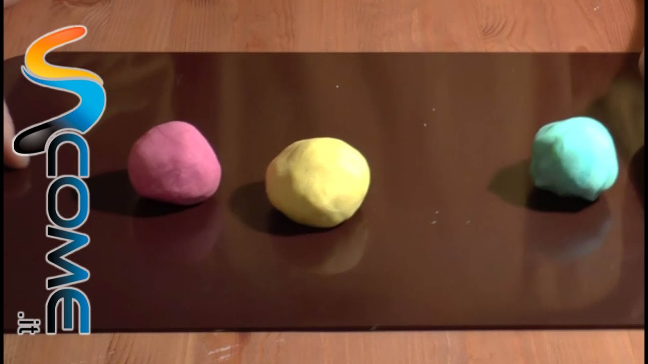 Fare la plastilina in casa youtube for Cose fatte in casa