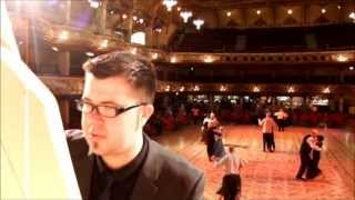 Jonny Taylor @ The Wurlitzer Organ - Blackpool Tower Ballroom.