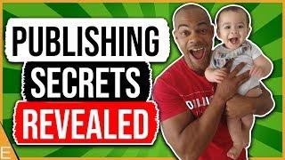 Self Publishing Success Stories - SECRETS Revealed