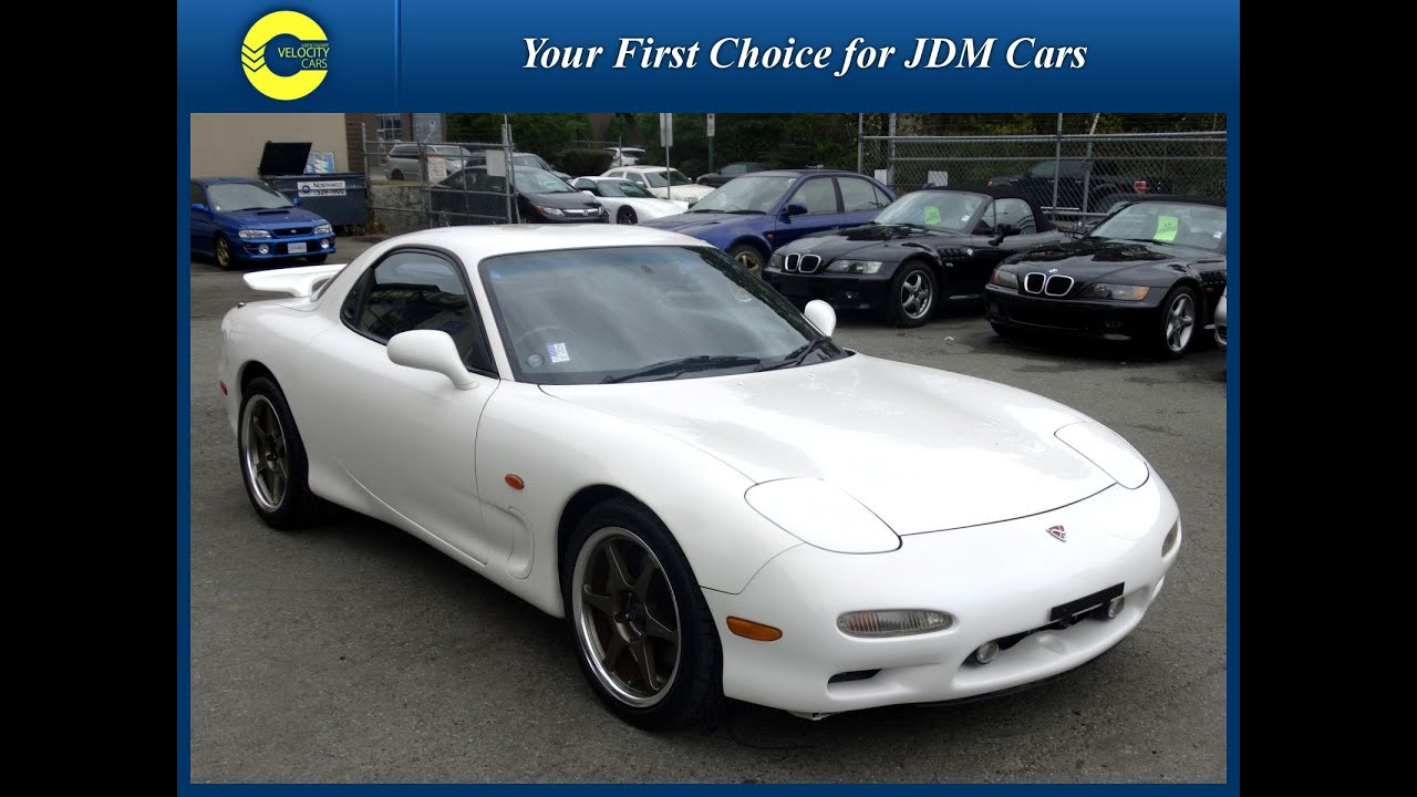 1997 mazda rx 7 type rs twin turbo manual only 80k s for sale in vancouver [ 1280 x 720 Pixel ]