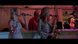SUGAR OFFICE presents: Ladies duo -  Live vocals & saxophon