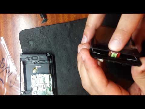 Sony Xperia M  (c1905) меняем тачскрин