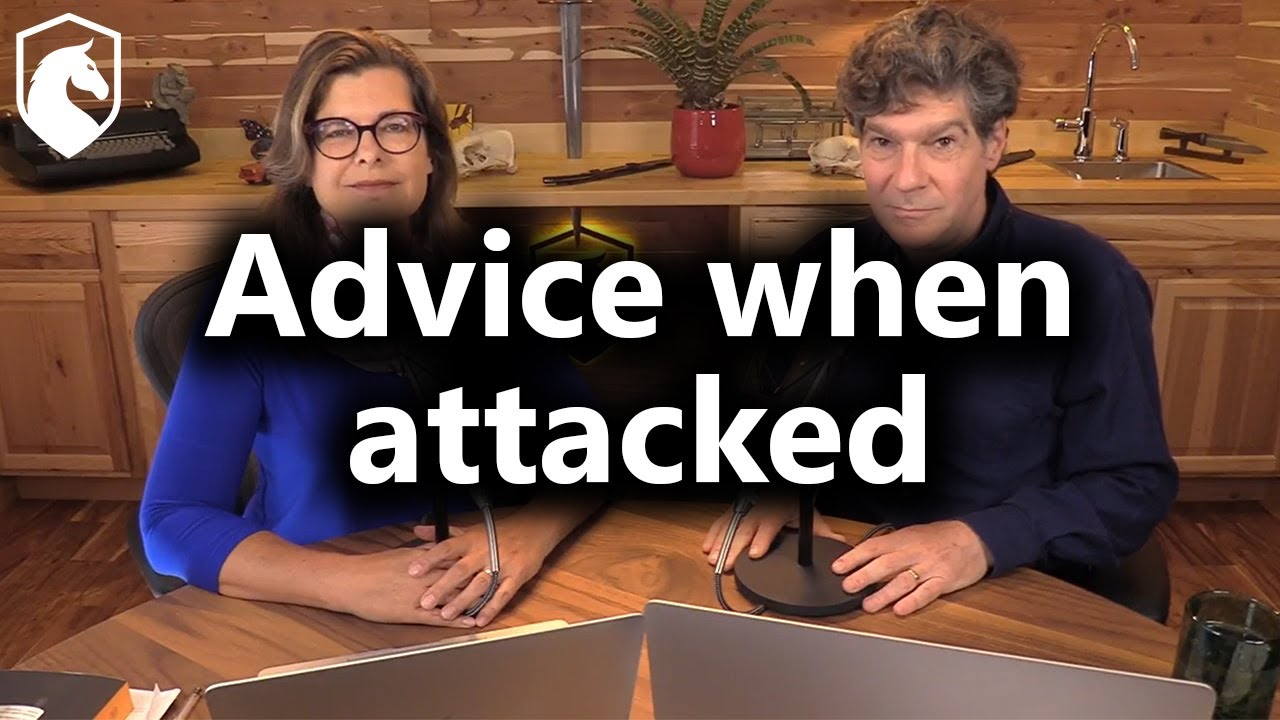What to do when your credibility is attacked? (from Livestream Q&A #87)