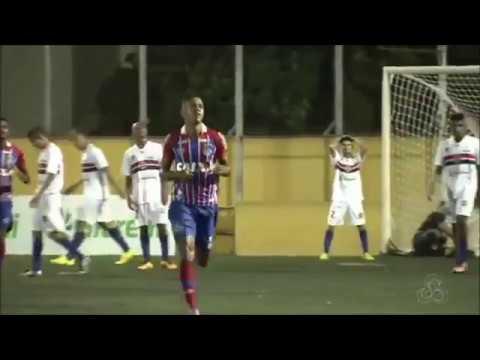 Fast Clube 0 X 2 Bahia (Copa São Paulo de Futebol Junior 2017)