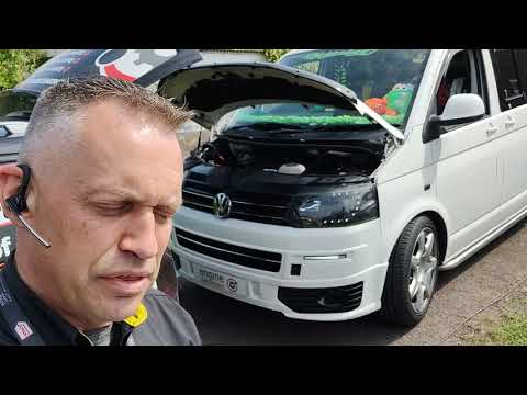 Diagnostic consultation and Engine Carbon Clean on a VW Transporter 2.0 TDI (2013 - 62,386 miles)
