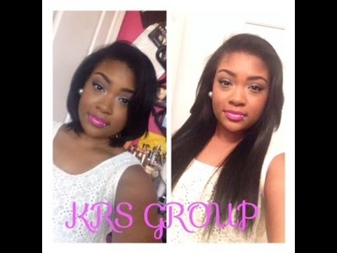 Best hair extension ever krs hair group youtube pmusecretfo Choice Image