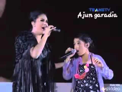 Krisdayanti feat Tompi-nyanyi lagu aceh