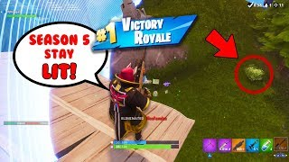 3 minutes 49 seconds of the new victory royale screen... 😱
